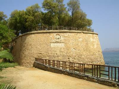 Die Sabbionere-Bastion