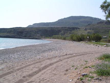 Kato Zakros Beach