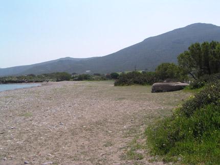 Hiona beach