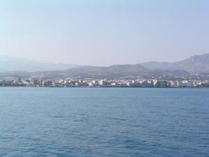 View of Ierapetra