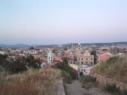 Medieval Town of Chania
