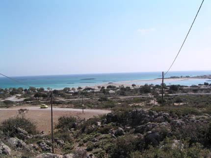 Beach of Elafonissi