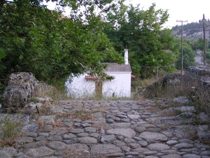 The Greco-Roman Bridge in Vrises