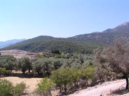 Agios Ioannis view