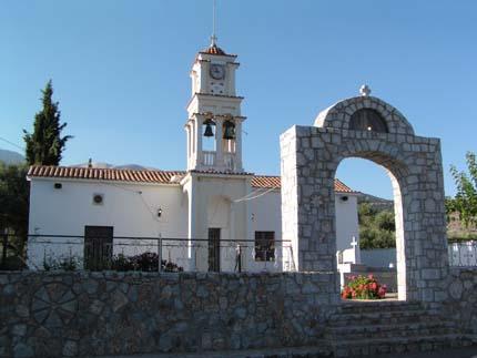 Εκκλησία στην Ανώπολη