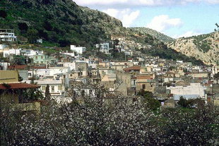 The village of Kritsa