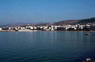 Der äu(ere Hafen von Rethimnon