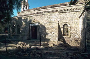 L'église des Agii Deka à Agii Deka