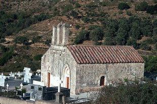 L'église d'Agios Ioannis et Agia Triada à Pantanassa