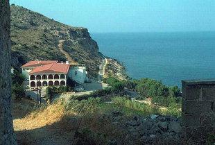 The Orthodox Academy, near the Gonia Monastery, Kolimbari