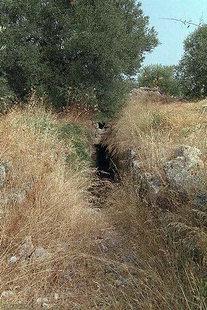 Tomba minoica a tholos di Stylos