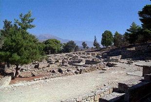 The Agora of Agia Triada