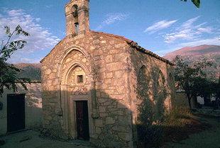 Η εκκλησία του Μιχαήλ Αρχάγγελου στο Μοναστηράκι