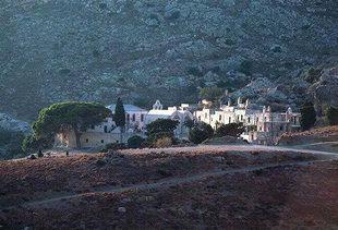 Le Monastère de Preveli