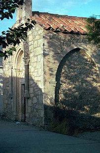 H Βυζαντινή εκκλησία του Μιχαήλ Αρχάγγελου στο Μοναστηράκι