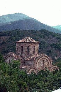 The Panagia Church in Fodele