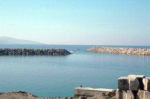 Kokkinos Pirgos harbour