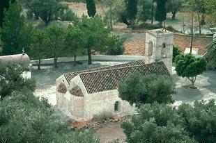 Il Monastero di Vrondisi