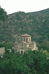 The Panagia Church, Fodele