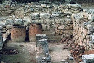 Pithari in situ in Tilisos