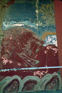 The Bull Relief at the North Entrance, Knossos
