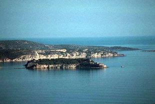 Το Βενετικό φρούριο στον Κόλπο της Σούδας