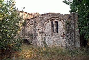 The Byzantine church of Ai Yannis Kyr-Yannis  Church in Alikianos