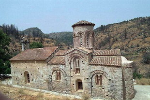 Agios Nikolaos Church in Kyriakoselia