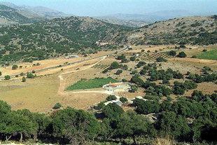 Krapi Plateau on the way to Askifou