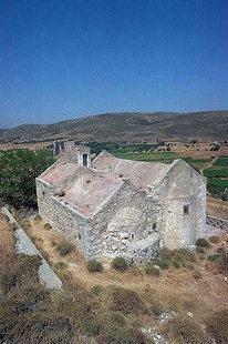 The Venetian church near the villa, Handras