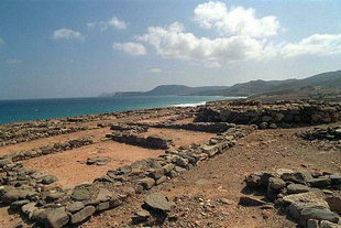 Archaeological finds in Itanos