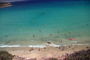 Der Strand von Istro