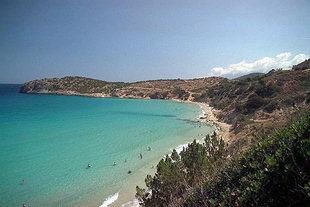 La plage d'Istro