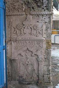 Brunnen am Hafen von Chania