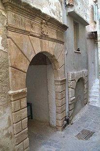 La Porta di Renieri nella città vecchia di Chanià