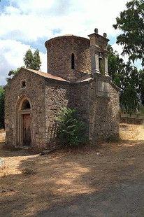 The Pantanassa Church in Avdou