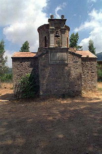 The Byzantine church of the Panagia Pantanassa, Avdou