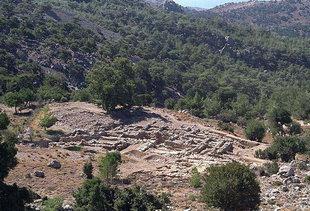 Il tempio greco antico, Kato Simi