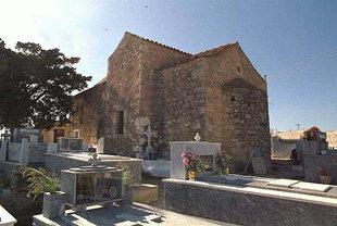 L'église Byzantine du cimetière de Michael Archangelos, Arkalohori