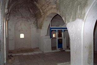 The Venetian church Agii Apostoli and the Panagia