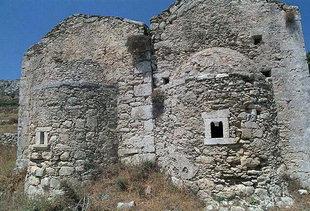 The Venetian church of Agii Apostoli and the Panagia, Agios Vasilios