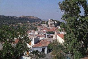 Le village d'Agios Thomas