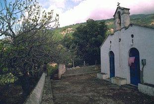 The Byzantine church of Agia Anna, Koustogerako