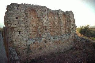 Ruines Byzantines à Aptera