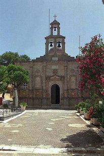 The Gouverneto Monastery church
