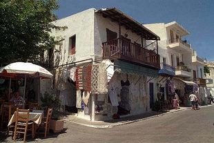 Le village de Kritsa