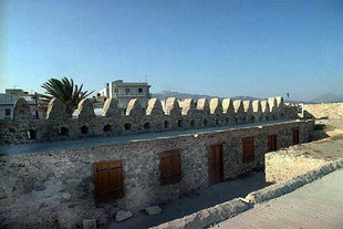 The Venetian fort of Ierapetra