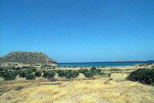 Il sito minoico di Palaìkastro