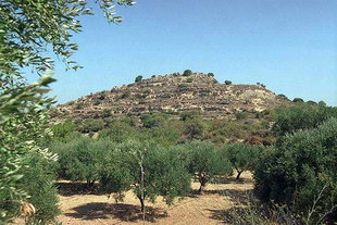 The site of ancient Pressos