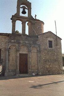 L'église Byzantine d'Agios Thomas, Agios Thomas